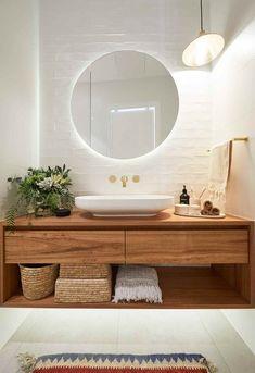Bathroom Interior Design, Living Room Interior, Kitchen Interior, Interior Ideas, Restroom Design, Design Kitchen, Interior Styling, Interior Decorating, Decorating Ideas