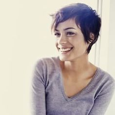 The truth is, short hair can be super sexy. | 21 Women Who Are Really Pulling Off This Pixie Haircut Thing