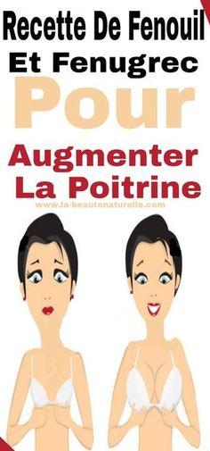 Recette de fenouil et fenugrec pour augmenter la poitrine #fenouil #fenugrec #poitrine