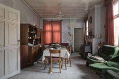 Urban exploration ERNEST Sebastien bestarns abandoned place | residential page 17