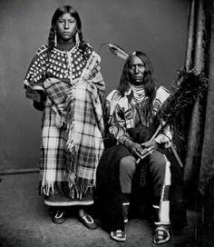Trang phục của người dân da đỏ