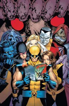 X-Men by John Cassaday