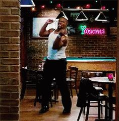Happy Dance GIF - BrooklynNine TerryCrews Dance - Discover & Share GIFs