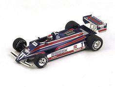 Lotus 81 No.11 (Mario Andretti - Monaco GP 1980) (1:43 scale by Spark S4285)