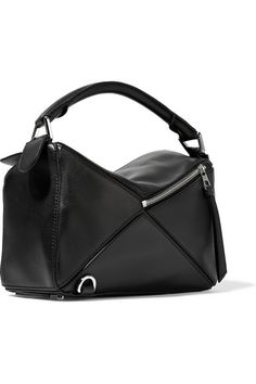 Loewe | Puzzle small leather shoulder bag | NET-A-PORTER.COM
