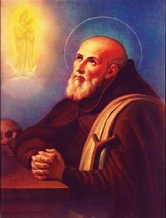 Święty Ignacy z Laconi