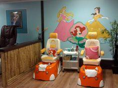 princess spa chairs in my salon