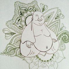 Buda mándala