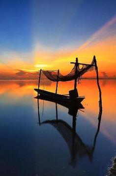 Sunrise Therapy, Kelantan Jubaka, Malaysia by cristina