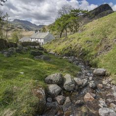 wanderthewood:  Blea Tarn House, Lake District, England...