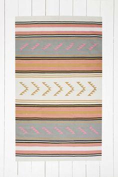 Maude Triangle 3x5 Camel Rug