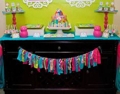 Owl Baby Shower - Lo
