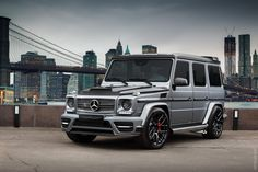 Mercedes-Benz G65 AMG by TopCar