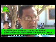 BARRIO OBRERO ELIGE NUEVA DIRECTIVA EL 16 DE AGOSTO