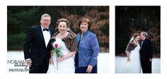 Snowy winter wedding! Married: MaryBeth & Joe   Winter Wonderland   Oak Ridge Country Club   Feeding Hills, MA
