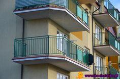 Balkon o długości ponad 10 metrów bieżących!