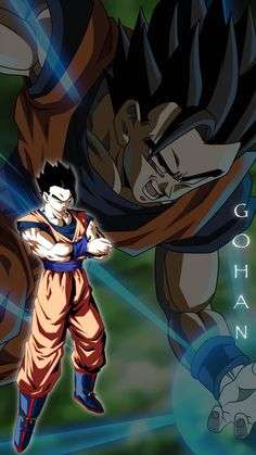 Gohan by on DeviantArt Dragon Ball Z, Goku E Vegeta, Digimon, Manga Anime, Animation, Cosplay, Texas Longhorns, Cartoon Network, Bro