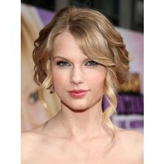 Hairstyles || Taylor Swift's up-dos - Polyvore