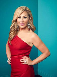 Adrienne Maloof skips reunion and gets fired from The Real Housewives of Beverly Hills