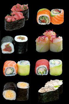 Delicious - SushiShop (Madrid) #sushi