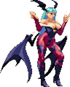 Will Never Die A sprite and pixel art gallery with tutorials Pixel Characters, Pixel Animation, Anime Pixel Art, Pixel Art Templates, Pixel Pattern, Game Character Design, Perler Bead Art, Comics Girls, Sprites