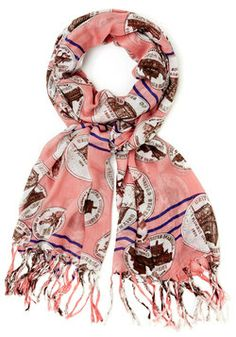 Change for the Better Scarf, #ModCloth
