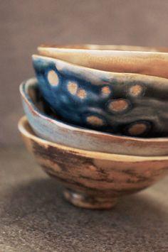 Tonschalen Bowls