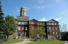 Dalhousie University located in Halifax, Nova Scotia, Canada..Loved going to Uni here.