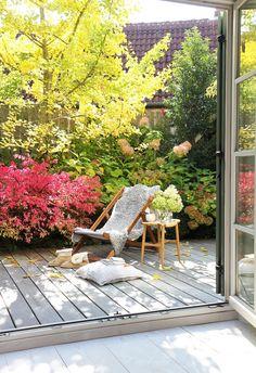 Wenn der Herbst mit seinen kalten Händchen um sich greift, wird das Zuhause wichtiger denn je. So durften wir im goldenen Oktober nicht nur das traumhafte Farbspiel der Natur bewundern, sondern auch viele gemütliche Wohnideen.