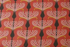 eQuilter Kaffe Fassett's Quilts in the Cotswolds Graphic Patterns, Color Patterns, Print Patterns, Surface Pattern Design, Fabric Online, Background Patterns, Pattern Wallpaper, Textile Art, Art Nouveau