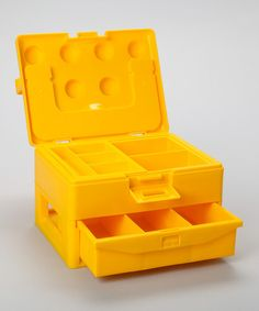 Lego Storage Carry Case by Extravaganza Sale: Toys on #zulilyUK today!