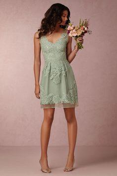 BHLDN Celestina Dress in  Bridesmaids Bridesmaid Dresses at BHLDN