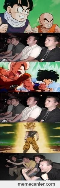 DBZ FOR REAL