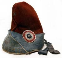 Phrygian cap, late-18th century, used by French Revolutionaries as a symbol of liberty