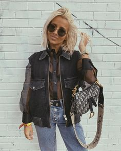 Camille Callen, All Black Everything, Night Looks, Hair Inspo, Streetwear Fashion, Street Wear, Hair Beauty, Cute Outfits, Street Style