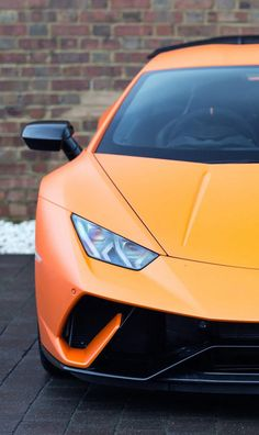 """2018 Lamborghini Huracan Performante HD wallpaper.  ♡  ♡  ♡ How Download: Click on each image to view larger in light box, then right click on image and select """"save image as …"""" to download image to your desktop, laptop. If you are browsing website by mobile device, please tap on image for a while (3 seconds) and then select """"save image as …"""" to download image to your mobile device."""