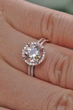 engagement rings with black or yellow diamond 5