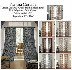 Bestwindowtreatments.com | Blue Curtains And Room