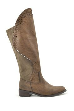 Sbicca Jitter Flower Boot by Non Specific on @HauteLook