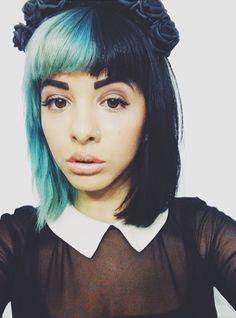 I will always love Melaine Martinez's hair (and her music)