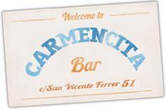 Carmencita Bar   Hamburguesas ♦ Brunch ♦ Cocktails ♦ Vinos