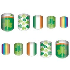 Patrick O Brian St Patrick S Day And Nails On Pinterest