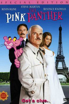 The Pink Panther 2006 Comic icon Steve Martin steps into the shoes of the late Peter Sellers and wonderfully reprises the role of the bumbling, world famous
