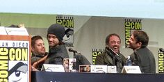 """A """"Supernatural"""" Writer Got Dragged For Misogyny At Comic-Con And The Cast Just Laughed"""