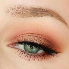 Summer Eye Makeup, Eye Makeup Tips, Makeup Goals, Smokey Eye Makeup, Skin Makeup, Contour Makeup, Eyeshadow Makeup, Makeup Brushes, Eyeliner