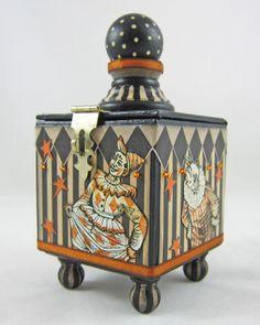 Night Circus memory box (K.Batsel)