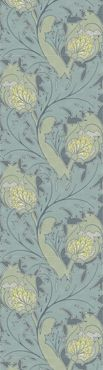 Iolanthe by: Trustworth Studios, a British design studio, has some of the most beautiful original wallpaper designs.