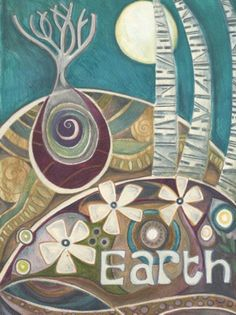 The Earth Pathways Diary -