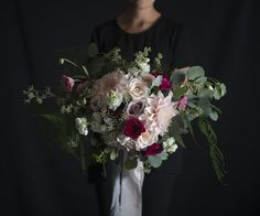 Trams Bouquet by YYC's Foxglove Studio Summer 2016
