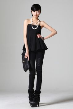 itsmestyle woman fashion online wholesale shopping mall.   [This top is quite revealing, Tai...maybe I should change...]